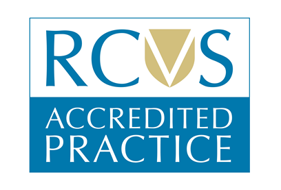 Chandlers Ford is an RCVS Accredited Practice