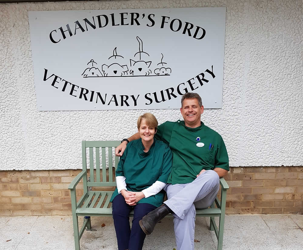 beyers and clare van niekerk vets